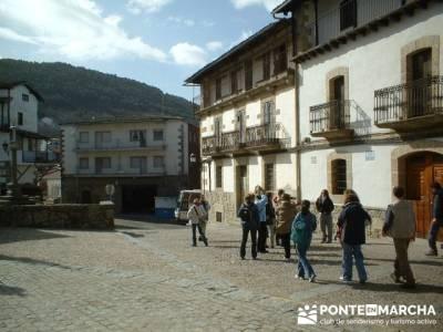 Valle del Ambroz - Hervás - Candelario; asociacion de montañismo